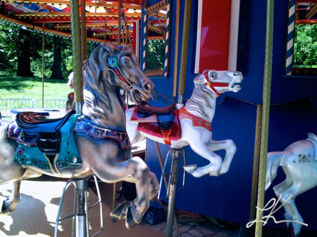 Photo: Merry-Go-Round.